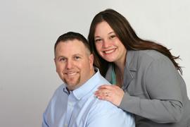 Tom and Karyn